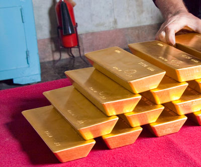 Gold in 2013: The foundation for 2014