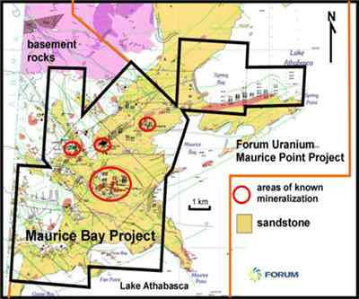 Cameco Corporation Maurice Bay Project