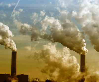 coal emissions pollution mining