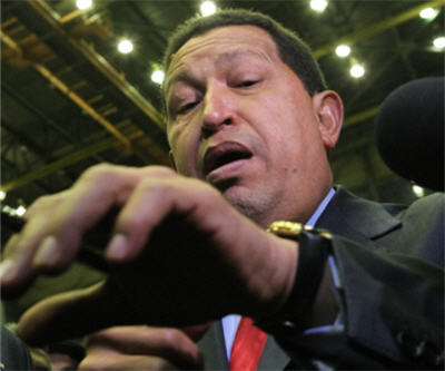 Chavez gold repatriation blows up in Venezuela's face
