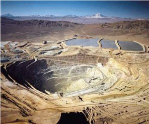 BHP's Escondida copper mine