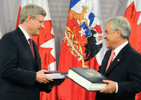 Mining Companies To Benefit From Updated Fta Between Canada And