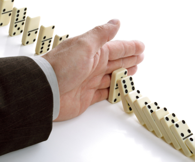 stopping the domino effect333