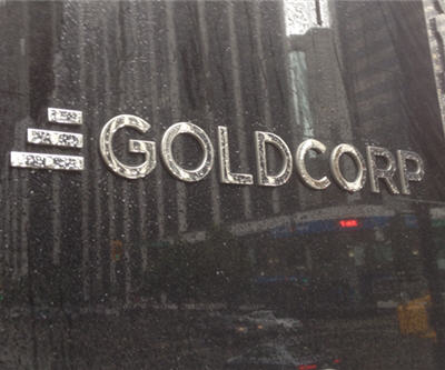 Goldcorp biggest loser in gold price fall
