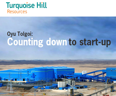 Rio Tinto to start copper exports from Oyu Tolgoi this week
