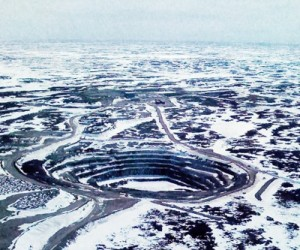 Owners of Nunavut's first and only diamond mine nowhere to be found