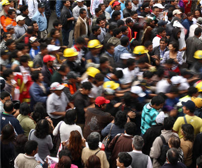 Peru's mining industry hit by first nationwide strike in four years