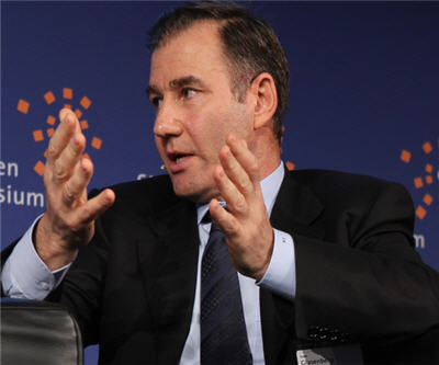 Ivan Glasenberg: 'obscure billionaire no more'