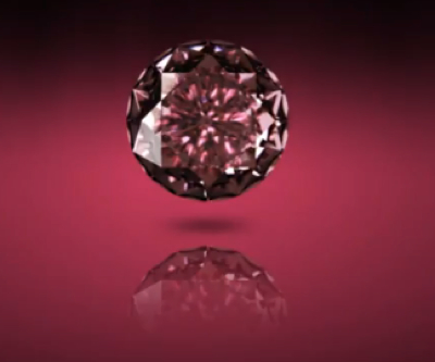 Argyle's rare pink diamonds captivate audiences in India's Pink City