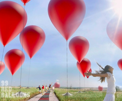 Canadian firm to power near 5,000 houses with red balloons