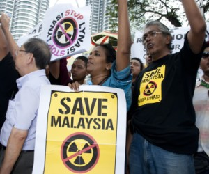 Lynas gets Malaysia rare earths plant going