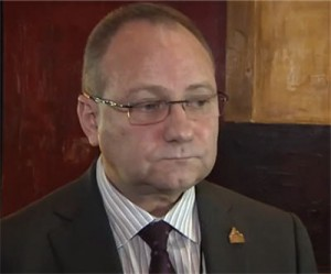 Mark Curifani says AngloGold hurt but on the mend