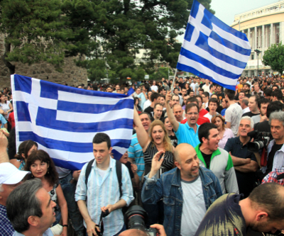 Thousands march in Greece against Eldorado Gold projects