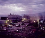 Rustenburg plant in South Africa, courtesy of Xstrata.
