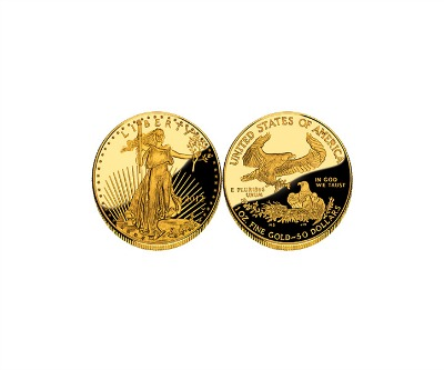 American Eagle Gold coin sales set for best January since 1999