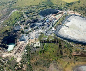 DiamondCorp surges on funding news for South African mine