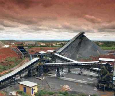 Fire at Randgold Resources mine in Ivory Coast impacts production