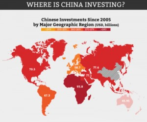 INFOGRAPHIC: Chinese investments overseas