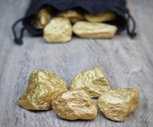 Readers' golden nuggets focused on gold, resources and overcoming negativity