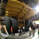 Mining sales at Caterpillar continue to trend terrible