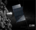 asteroid mining Deep Space