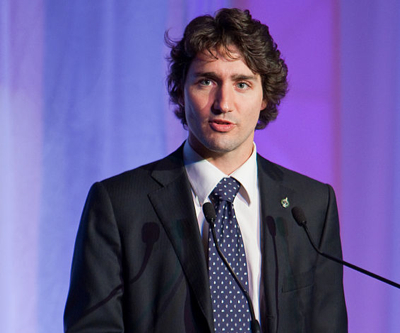 Canada's Liberal Justin Trudeau not opposed to pipelines