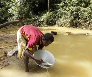 New mercury treaty leaves artisanal gold miners in limbo