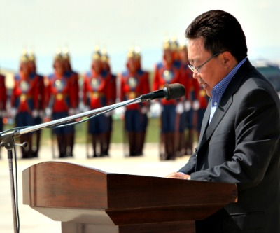 "President: ""Time has come for Mongolia to take Oyu Tolgoi matters into its own hands"""