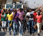 South Africa platinum talks to end 6-week strike break down