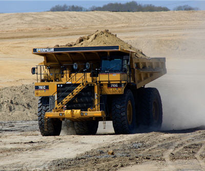 Caterpillar is on list of stocks 'that hedge funds are shorting like