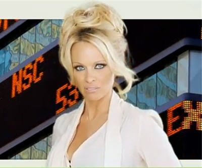 pamela anderson frogads