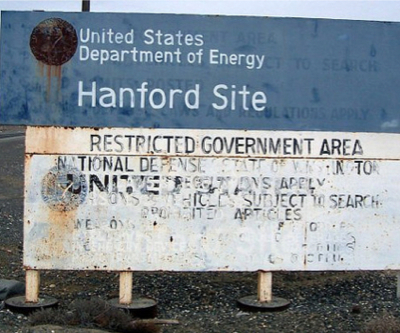 Most contaminated nuclear site in the U.S. leaking waste