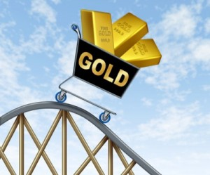 Gold Falls To 3-Year Lows