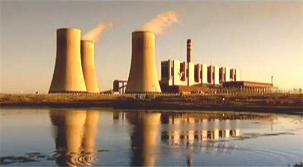 South Africa energy plant