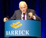 Barrick's profit dives in Q1, cuts full year copper output outlook