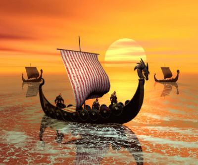 FUN BREAK: Crystal found in wreckage likely to be legendary 'Viking sunstone'