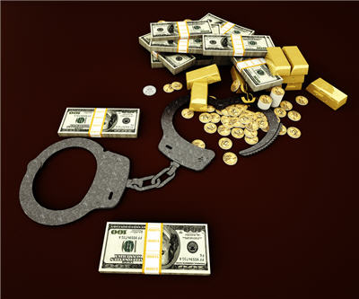 Black: The #1 problem when owning gold – confiscation, criminalization