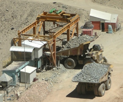 Kinross starts shutting down operations at its Chilean gold mine