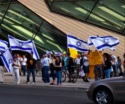 Thousands of Israelis protest against Potash Corp intended acquisition deal
