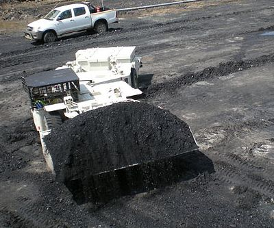 Coal mining in South Africa