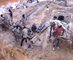 Illegal Chinese miners caught in Ghana to be deported next week