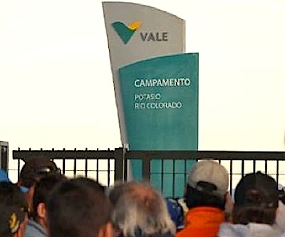 Vale reaches deal with Argentine authorities, quits $6bn potash project