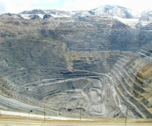 Rio Tinto copper mine in Utah evacuated after slide