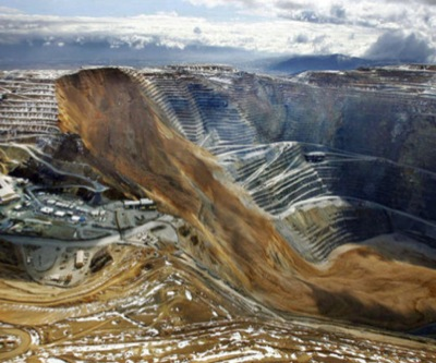 Rio Tinto copper output hit hard by Utah landslide, to fall 20%