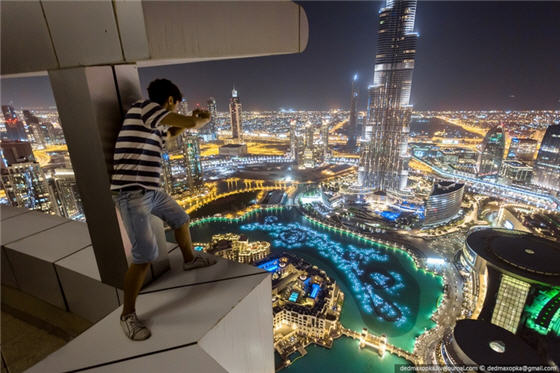 russians pictures of dubai two