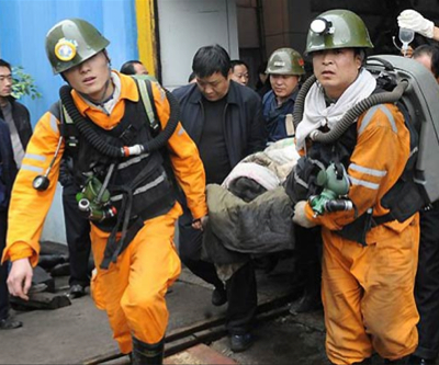 Seven die in coal mine explosion in China
