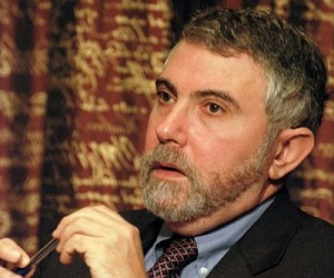 US investors have not given up on gold as safe haven: Paul Krugman