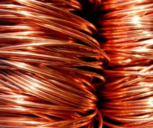 Copper down nearly 3% on China growth woes