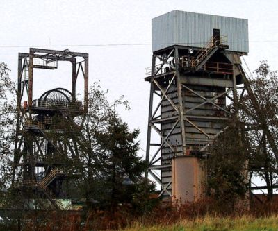 Daw Mill coal mine