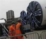 caterpillar tunnel boring lay off workers two